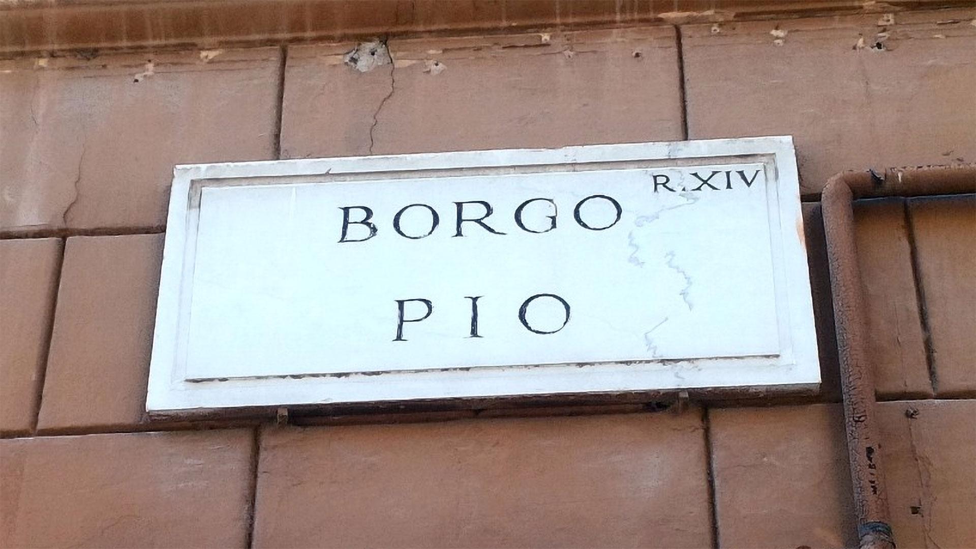 Borgo-Pio-Bestemmia